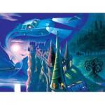 Puzzle   XXL Pieces - Harry Potter - Journey to Hogwarts