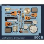 Puzzle   XXL Pieces - Instrument Collection