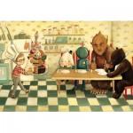 Puzzle   XXL Pieces - Kitchen Dream