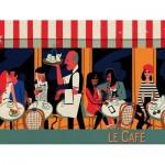 Puzzle   XXL Pieces - Le Café