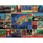 Puzzle   XXL Pieces - New York Collage