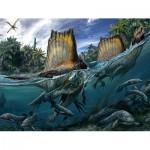 Puzzle   XXL Pieces - Spinosaurus