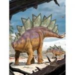 Puzzle   XXL Pieces - Stegosaurus