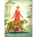 Puzzle   XXL Pieces - Tiger's Bride