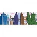 Puzzle   XXL Pieces - Travels Thru New York City