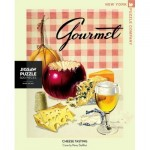 Puzzle  New-York-Puzzle-GO2108 XXL Pieces - Cheese Tasting