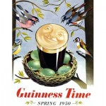 Puzzle  New-York-Puzzle-GU2046 XXL Pieces - Guinness Call