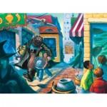 Puzzle  New-York-Puzzle-HP1358 XXL Pieces - Harry Potter - Diagon Alley