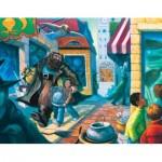 Puzzle  New-York-Puzzle-HP1368 Harry Potter - Diagon Alley Mini