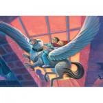 Puzzle  New-York-Puzzle-HP1373 XXL Pieces - Harry Potter - The Hippogriff