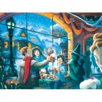 Puzzle  New-York-Puzzle-HP1608 XXL Pieces - Harry Potter - Three Broomsticks