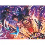 Puzzle  New-York-Puzzle-HP1717 XXL Pieces - Harry Potter - Flying Keys