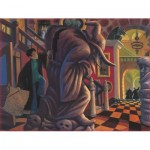 Puzzle  New-York-Puzzle-HP1914 Harry Potter - The Marauder's Map