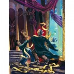 Puzzle  New-York-Puzzle-HP2161 XXL Pieces - Harry Potter - Unravelling Quirrell