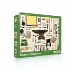 Puzzle  New-York-Puzzle-JG1896 Makers Collection