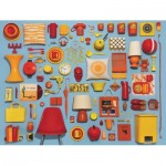 Puzzle  New-York-Puzzle-JG1897 XXL Pieces - Houseware Collection
