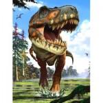 Puzzle  New-York-Puzzle-NG2072 XXL Pieces - Tyrannosaurus Rex