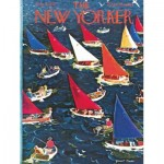 Puzzle  New-York-Puzzle-NY1807 XXL Pieces - Tactless Tacking