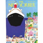 Puzzle  New-York-Puzzle-NY1939 XXL Pieces - Cruise Ship