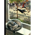 Puzzle  New-York-Puzzle-NY2135 XXL Pieces - Let Sleeping Cats Lie