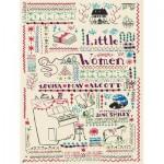 Puzzle  New-York-Puzzle-PG1901 XXL Pieces - Little Women