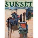 Puzzle  New-York-Puzzle-SU2151 XXL Pieces - Fishing Boat