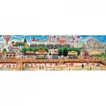 Puzzle  New-York-Puzzle-SW2101 Coney Island