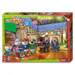 Puzzle  Noris-6060-38055 Leo the Mouse