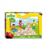 Puzzle  Noris-6060-38063 Sesame Street