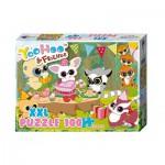 Puzzle  Noris-606031160 XXL Pieces - Yoohoo & Friends