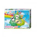 Puzzle  Noris-606031161 XXL Pieces - Yoohoo & Friends