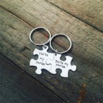 Keychain Puzzle - You're my Perrson