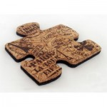 Cook-004 1 Cork Coaster