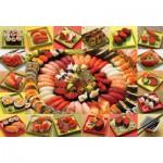 Puzzle  Cobble-Hill-50708 Plenty of Sushi