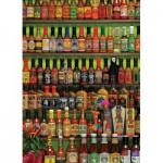 Puzzle  Cobble-Hill-51723 Hot Hot Sauce