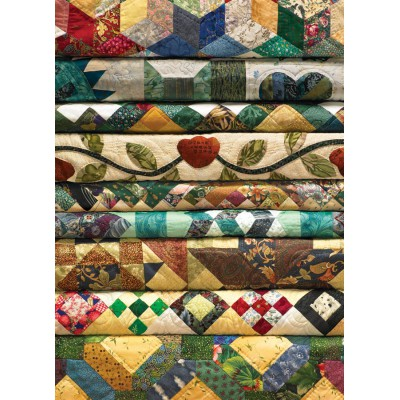 Puzzle Cobble-Hill-51726-80065 Grandma's Quilts