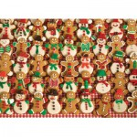 Puzzle  Cobble-Hill-51764 Christmas Bakesale
