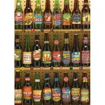 Puzzle  Cobble-Hill-51773 Beer Collection