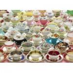 Puzzle  Cobble-Hill-51775 More Teacups