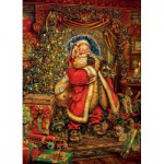Puzzle  Cobble-Hill-51784 Christmas Presence