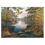 Puzzle  Cobble-Hill-51850 Deer Lake