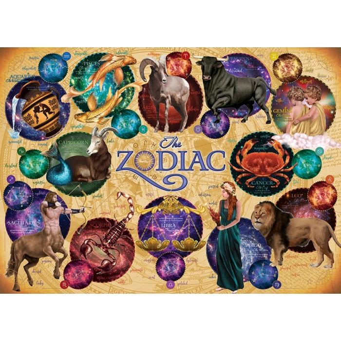 Ashley Davis: The Zodiac