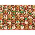 Puzzle  Cobble-Hill-52098 XXL Pieces - Christmas Bakesale