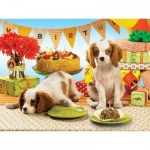 Puzzle  Cobble-Hill-54353-80050 XXL Pieces - Every Dog Has Its Day