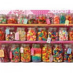 Puzzle  Cobble-Hill-54601 XXL Pieces - Family - Candy Counter