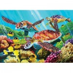 Puzzle  Cobble-Hill-54610 XXL Pieces - Molokini Current