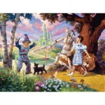 Puzzle  Cobble-Hill-54621 XXL Pieces - The Wizard of Oz