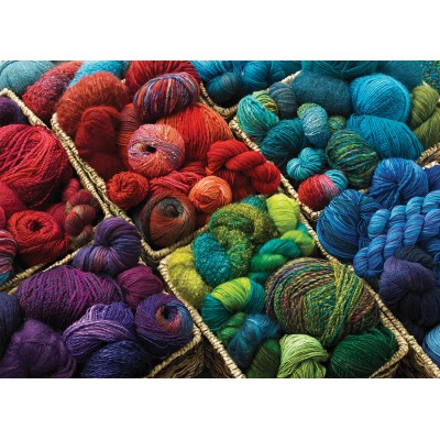 Puzzle Cobble-Hill-57139 Plenty of Yarn