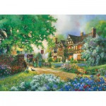 Puzzle  Cobble-Hill-57145 Old Coach Inn