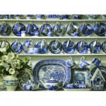 Puzzle  Cobble-Hill-57151 China Hutch